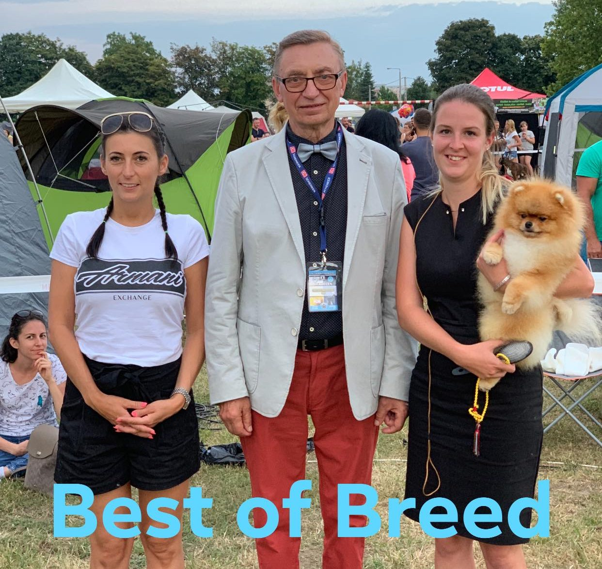 🎉R.BEST IN SHOW AGAIN 🎉