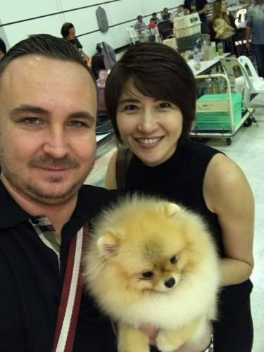 Dog Show Bangkok